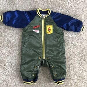 Cat & Jack Jackets & Coats - Baby Flight Suit Outerwear (sooooo cute!!) 0-3 🚀